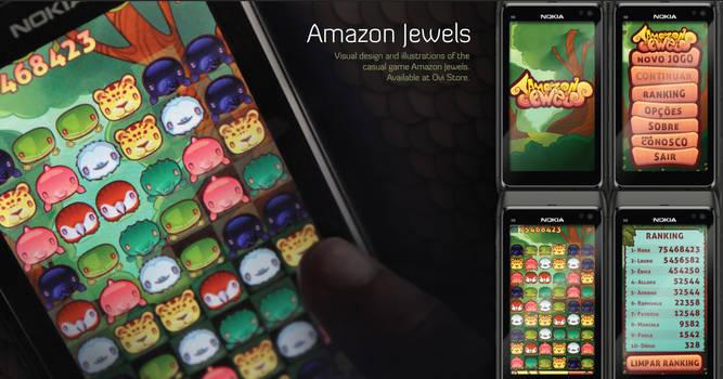 Amazon jewels