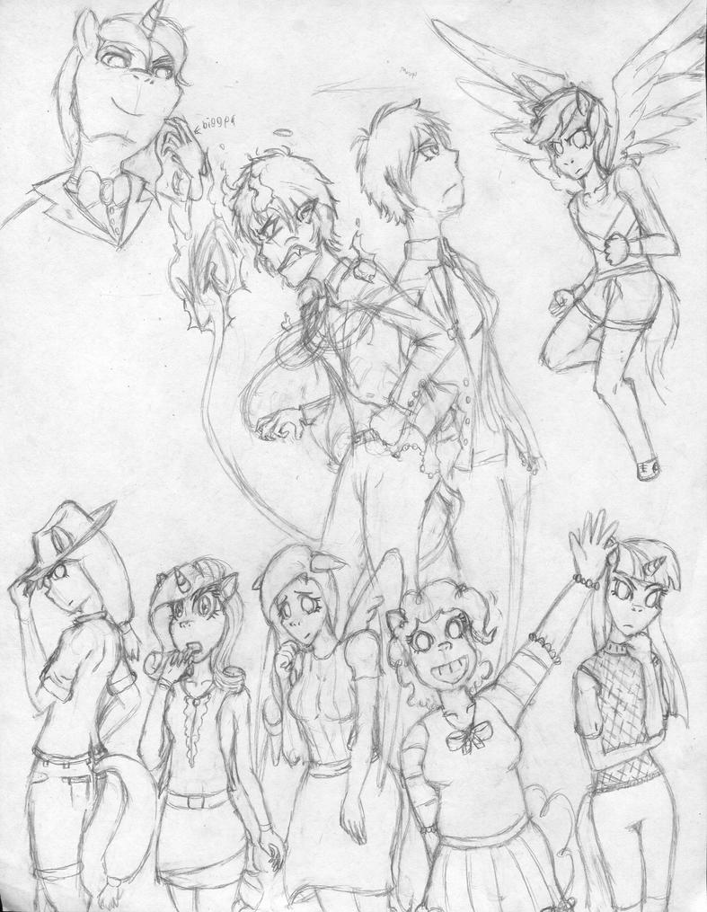 Cover-sketch concept by Pokefangirl491