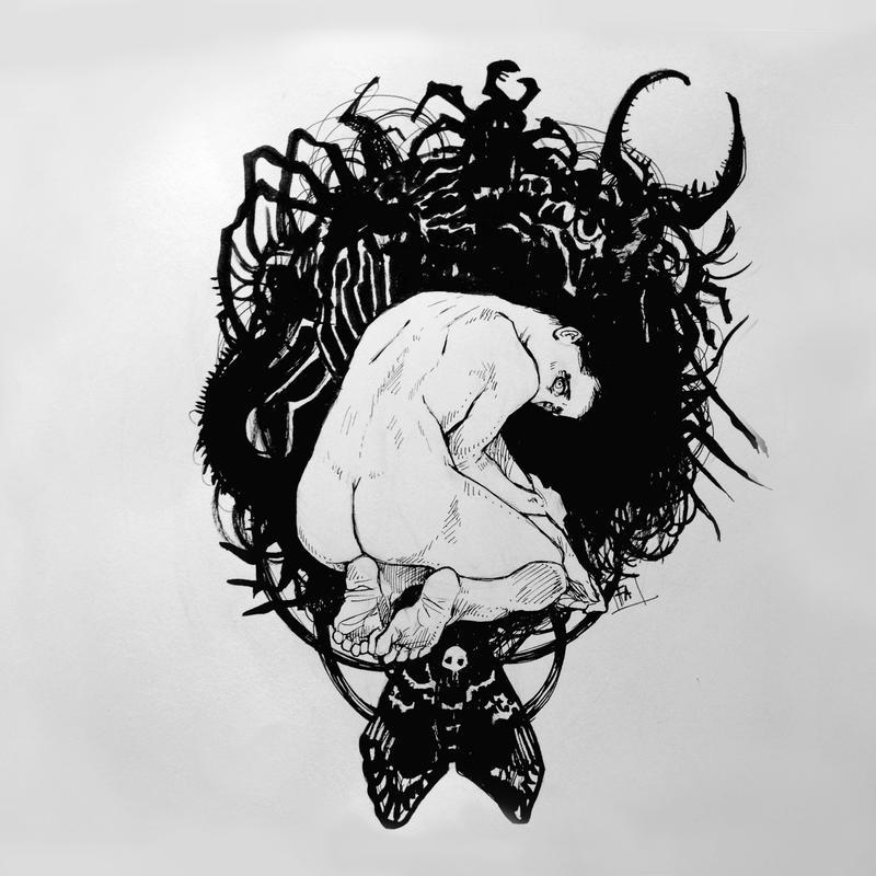 Day 26: Phobia by FrancescaAzzoni
