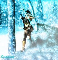 The Frost Archer by PGandara