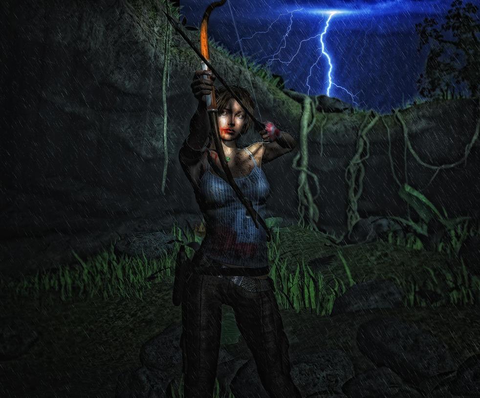 Lara by PGandara
