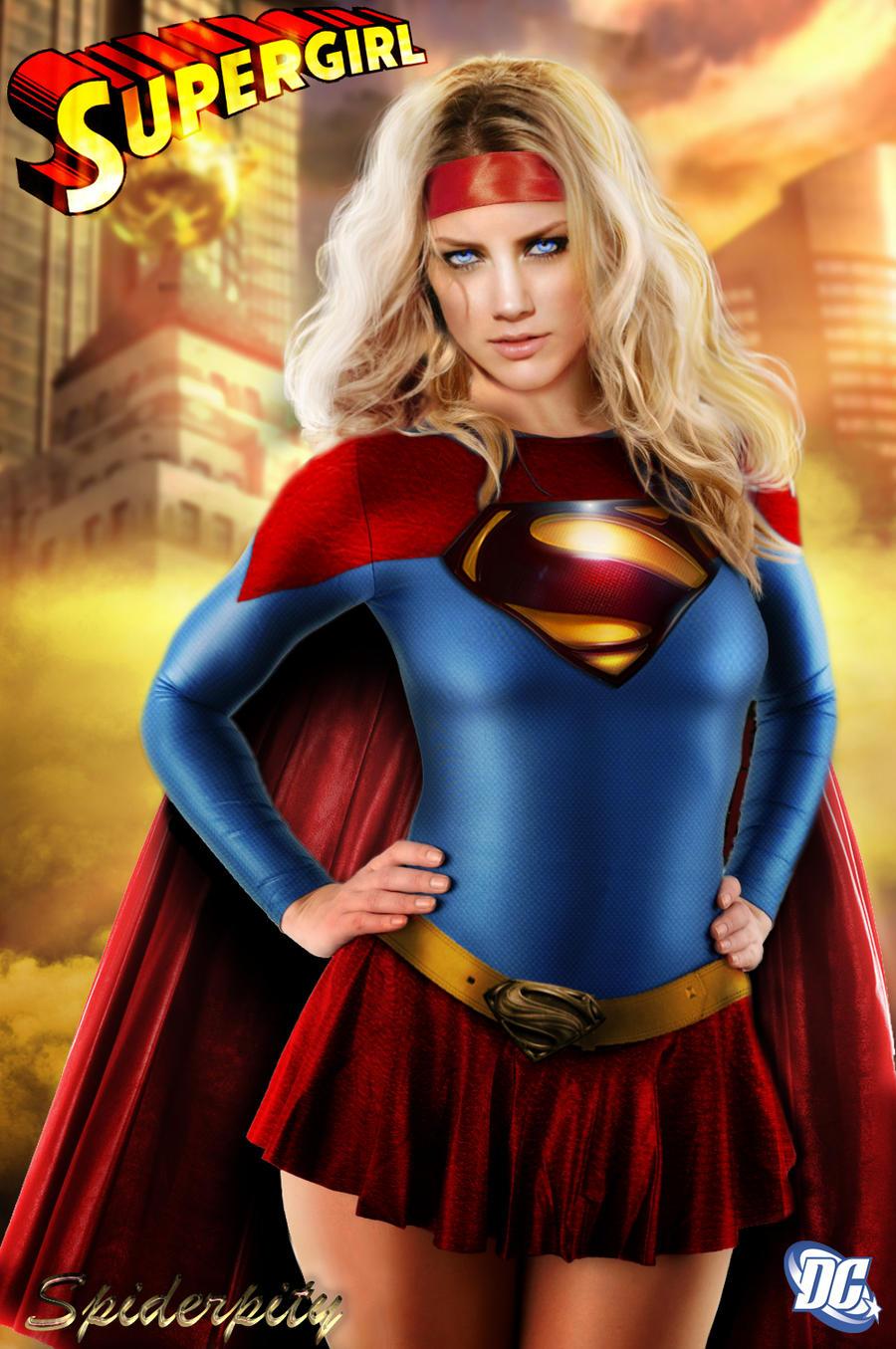 Supergirl by PGandara