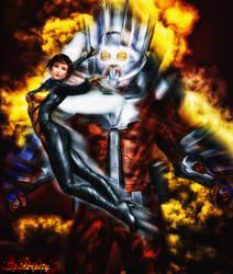Ant-Man And The Wasp by PGandara
