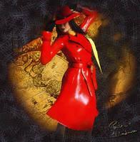 Carmen Sandiego by PGandara