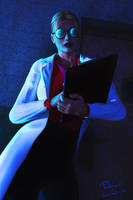 Dr. Harleen Quinzel by PGandara