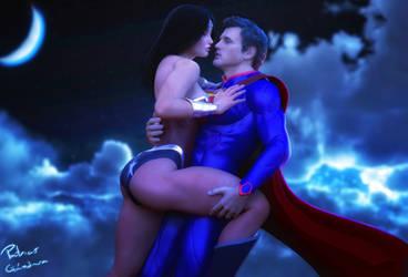 Superman WW by PGandara