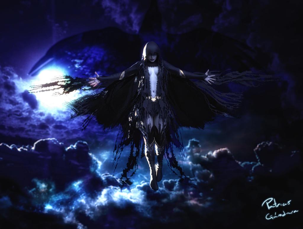 Raven by PGandara
