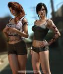 Dani and Jessie G2F