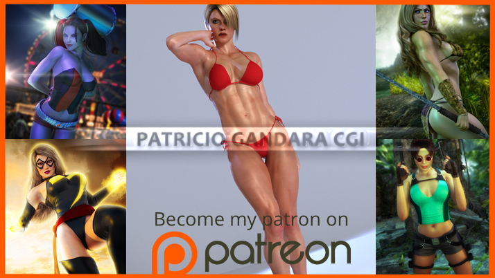 Patreon! by PGandara