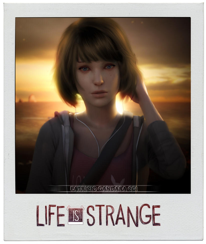 Maxine Caulfield by PGandara
