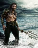 Aquaman by PGandara