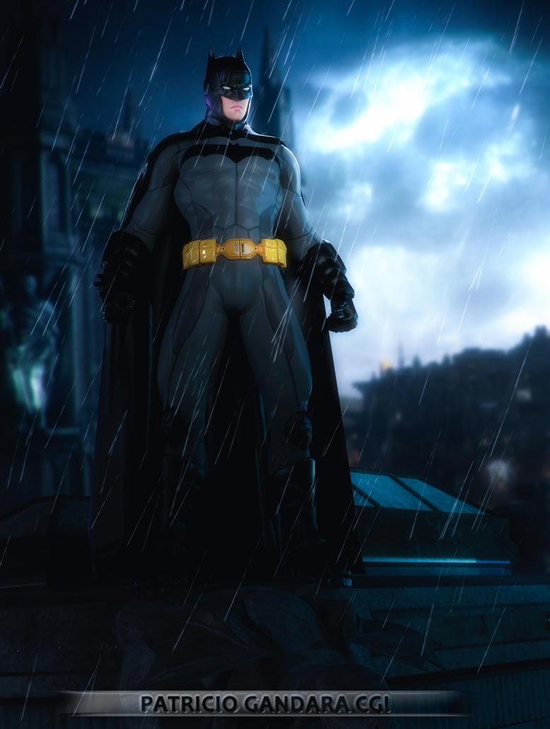 Batman by PGandara