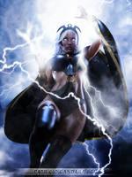 Storm by PGandara