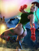 Cammy by PGandara
