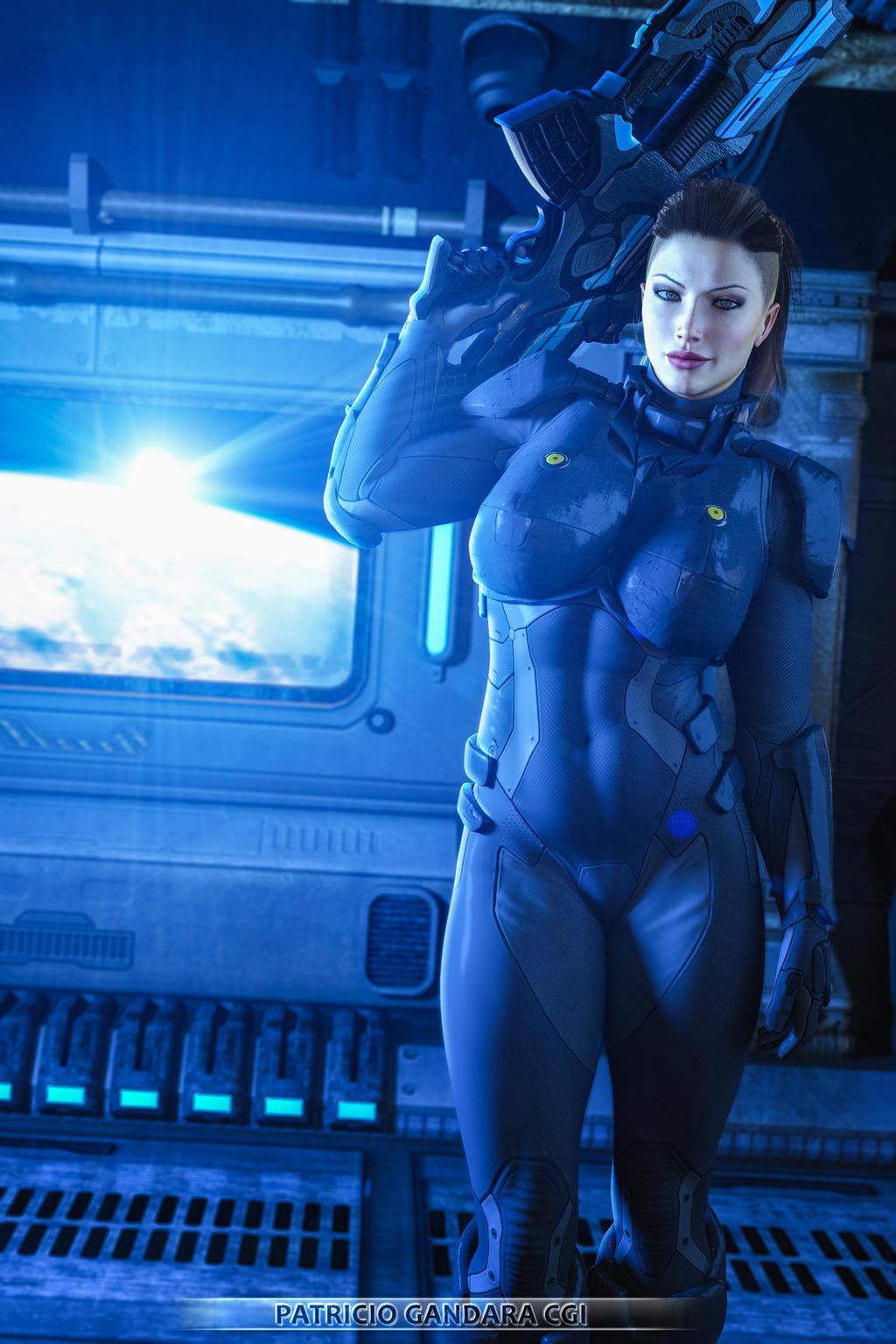 Irene the Crew Soldier