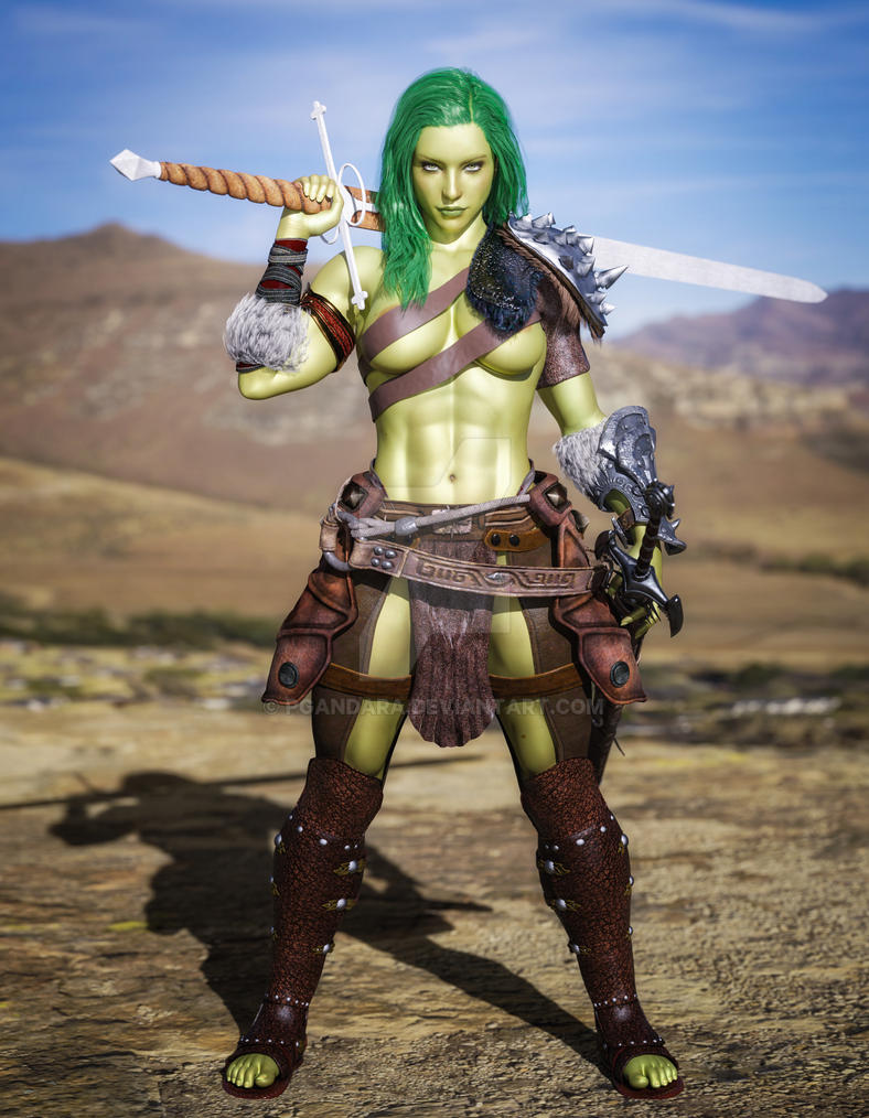 She Hulk by PGandara
