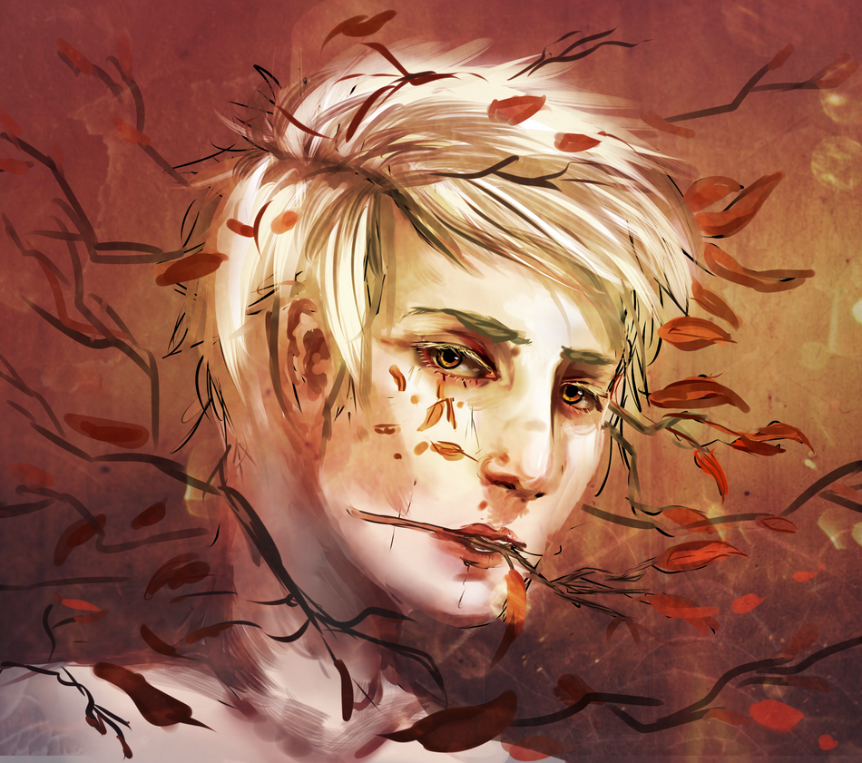 Autumn by ArcaFelidae
