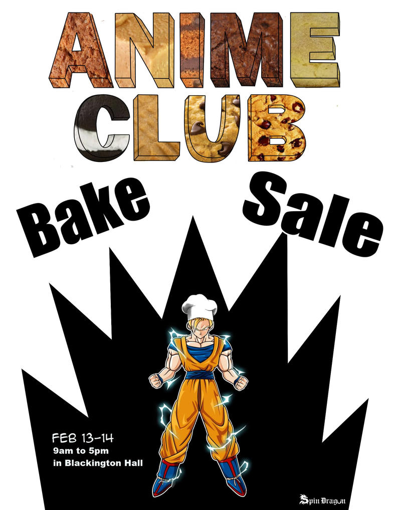 upj anime club bake flyer spring by spindragun on upj anime club bake flyer spring 2012 by spindragun