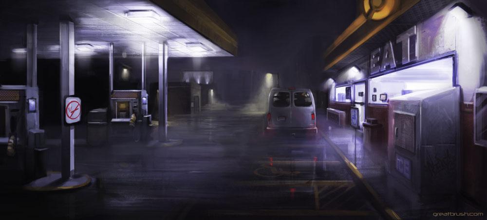 Cidade dos Anjos - Último capítulo! Gas_Station_Environment_by_sinejde