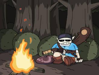 Champion's Campfire