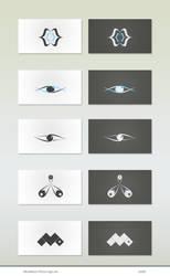Revelation photo logo set