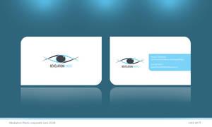 Revelation photo business card