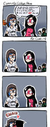 CCH Fancomics by Orknology