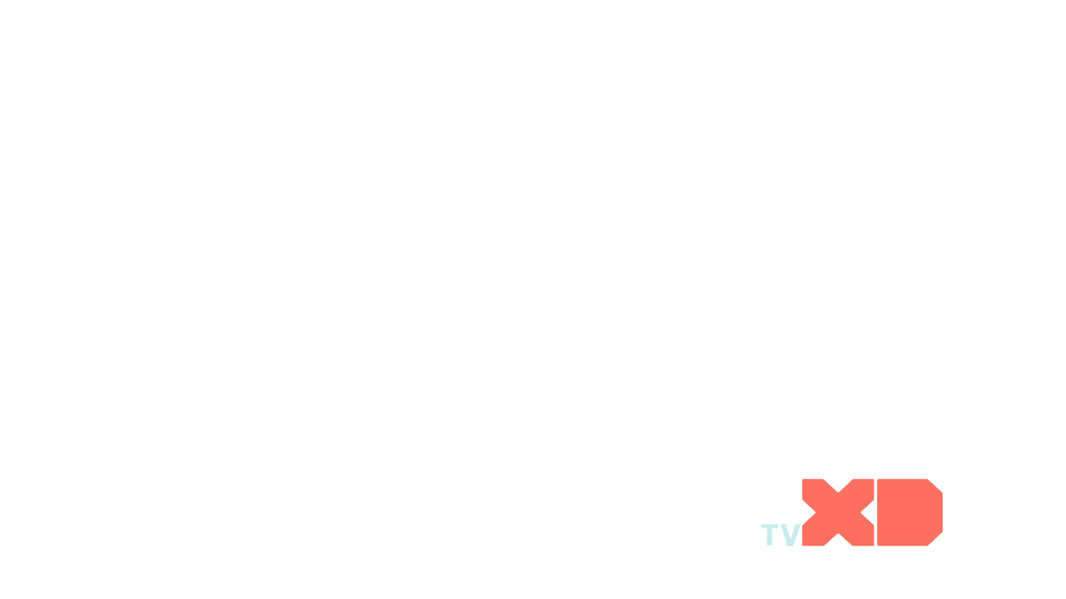 TV XD Bug (2016-present) 16:9 Transparent by dilser101