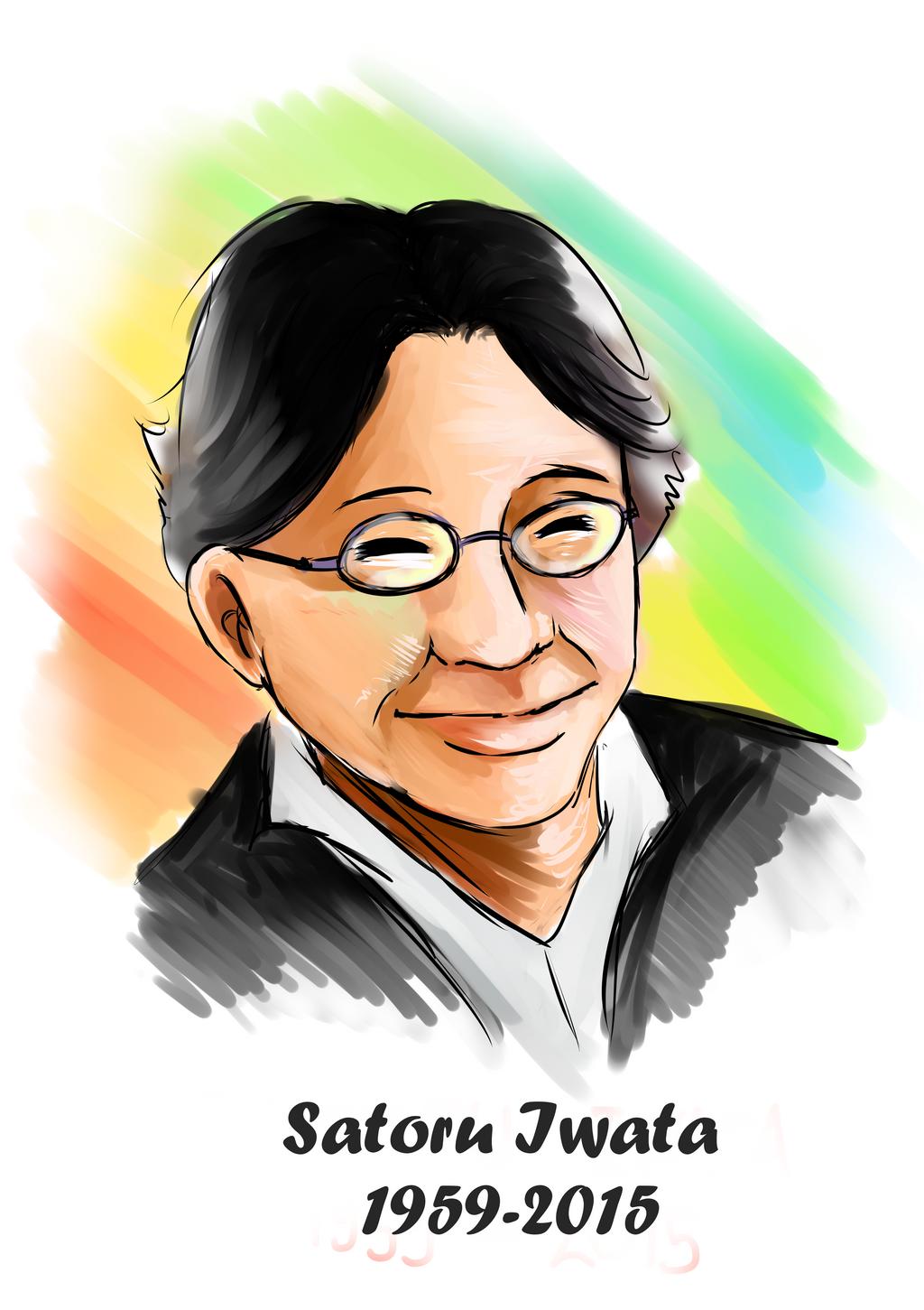 Satoru Iwata by DOL2006