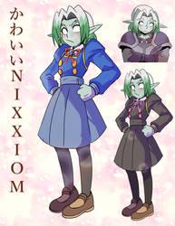 Kawaii Nixxiom