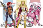 Battle Tested Ladies of the 80s
