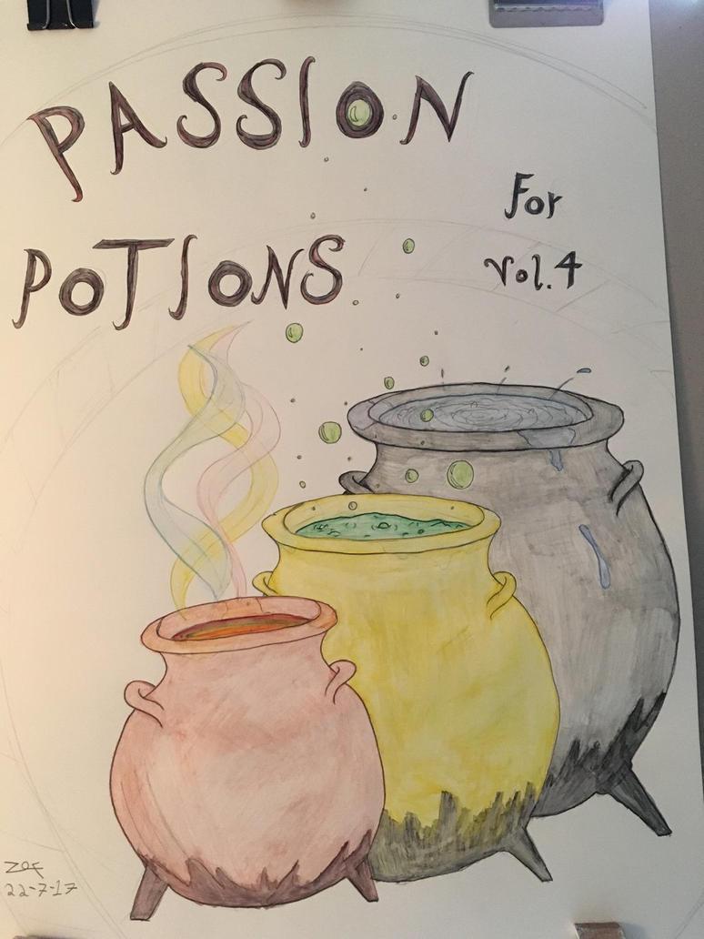 Passion for Potions by Kakurosu