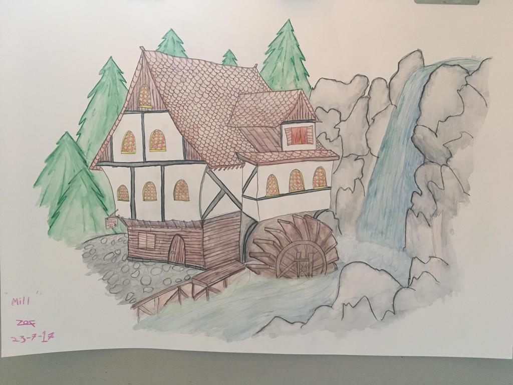 Little Millie Wether's Wool Mill by Kakurosu