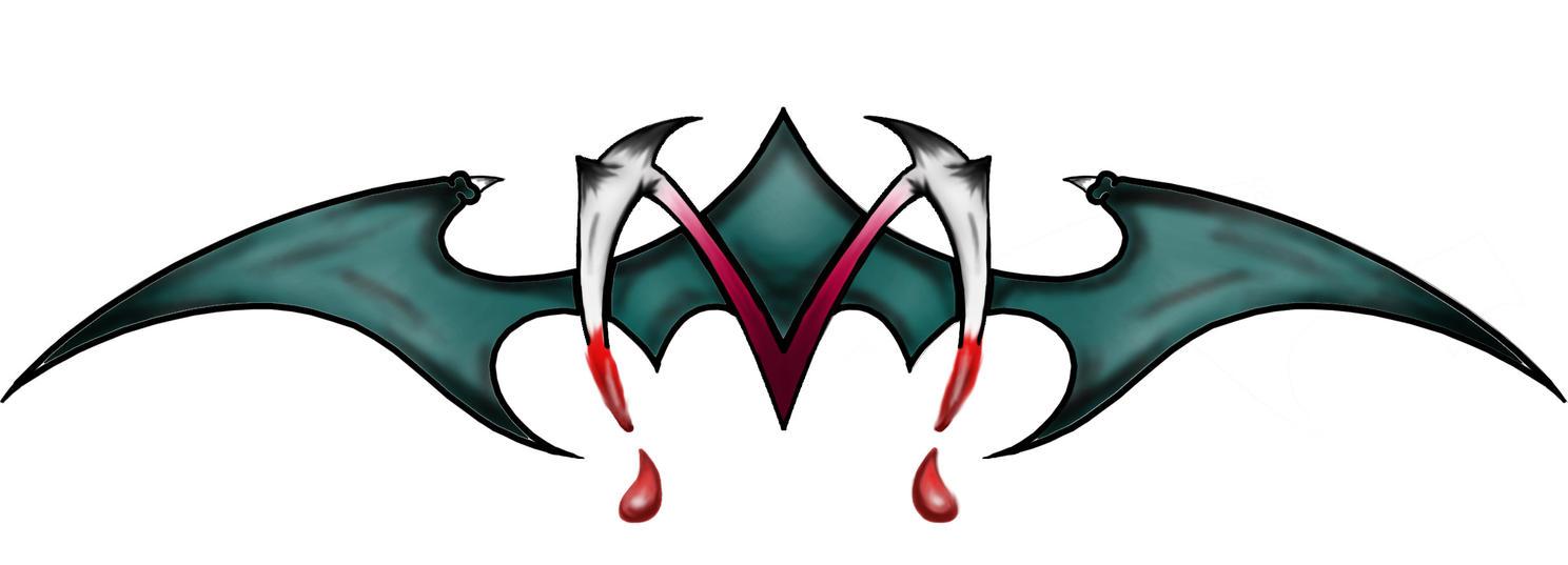 Vampire Tattoo by LJzRacerX on DeviantArt