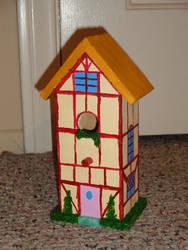 Ponyville Birdhouse
