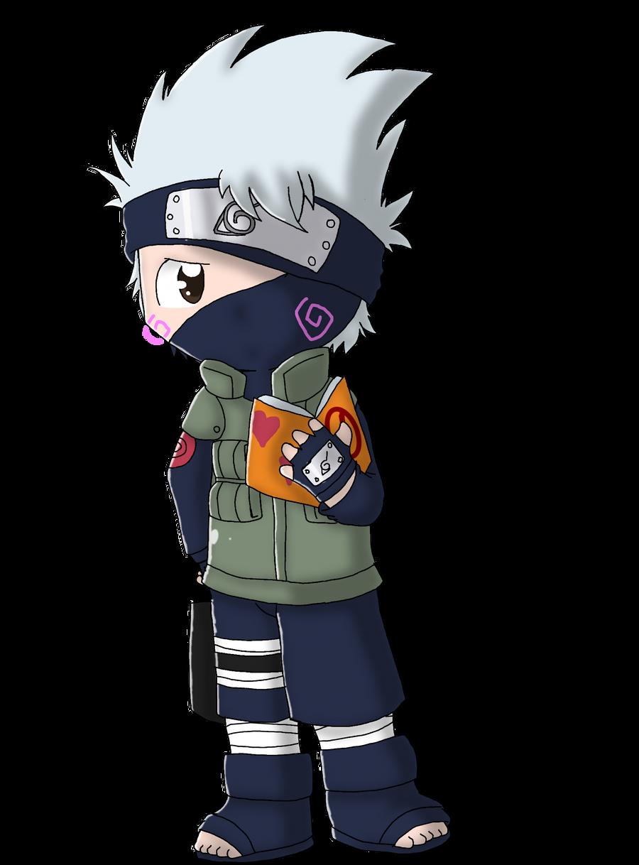 Kakashi chibi by anime-fan-211 on DeviantArt