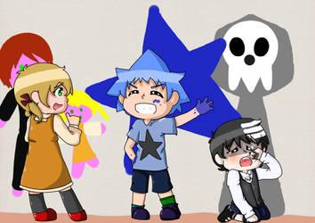 Chibi Meisters Redraw! by anime-fan-211