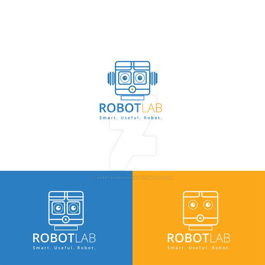 RobotLab_logo_04 by sweetsandyinsan
