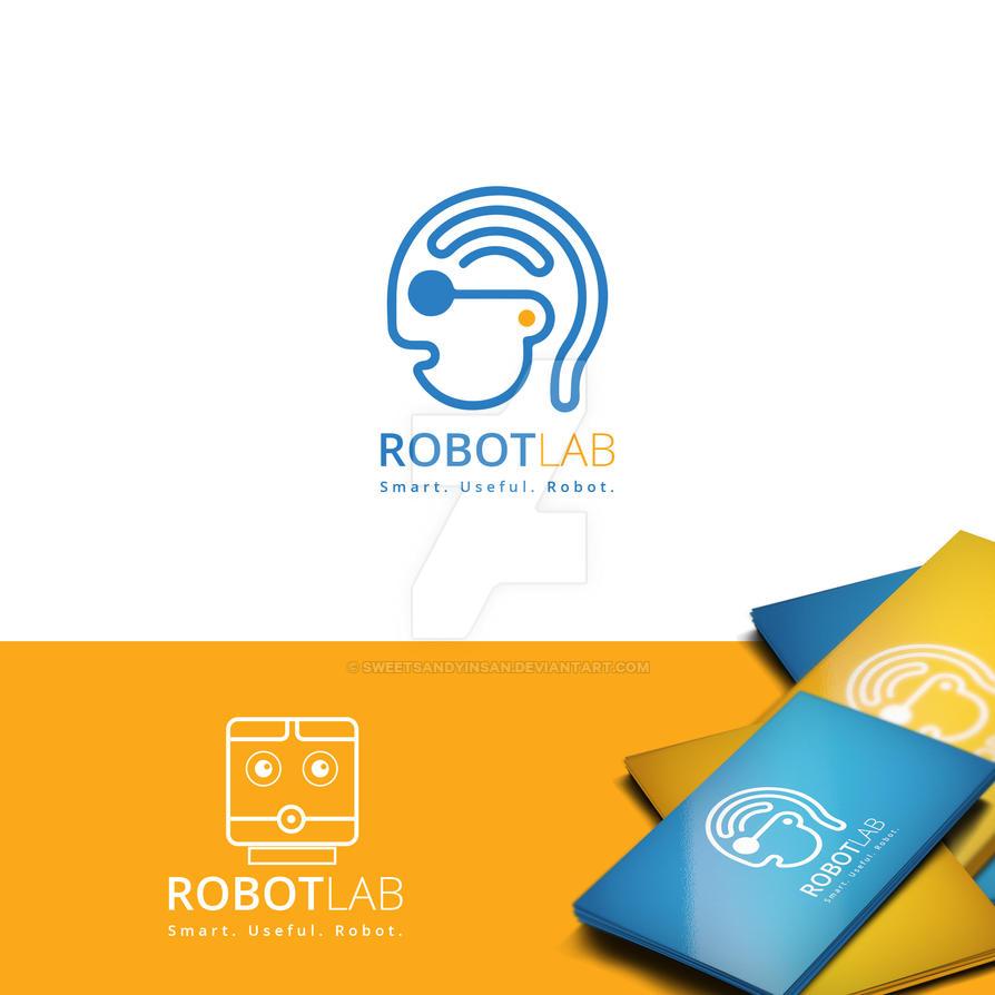 RobotLab_logo_05 by sweetsandyinsan