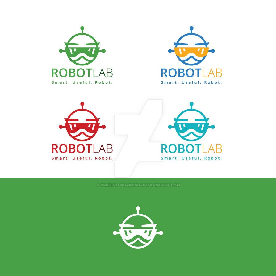 RobotLab_logo_07 by sweetsandyinsan