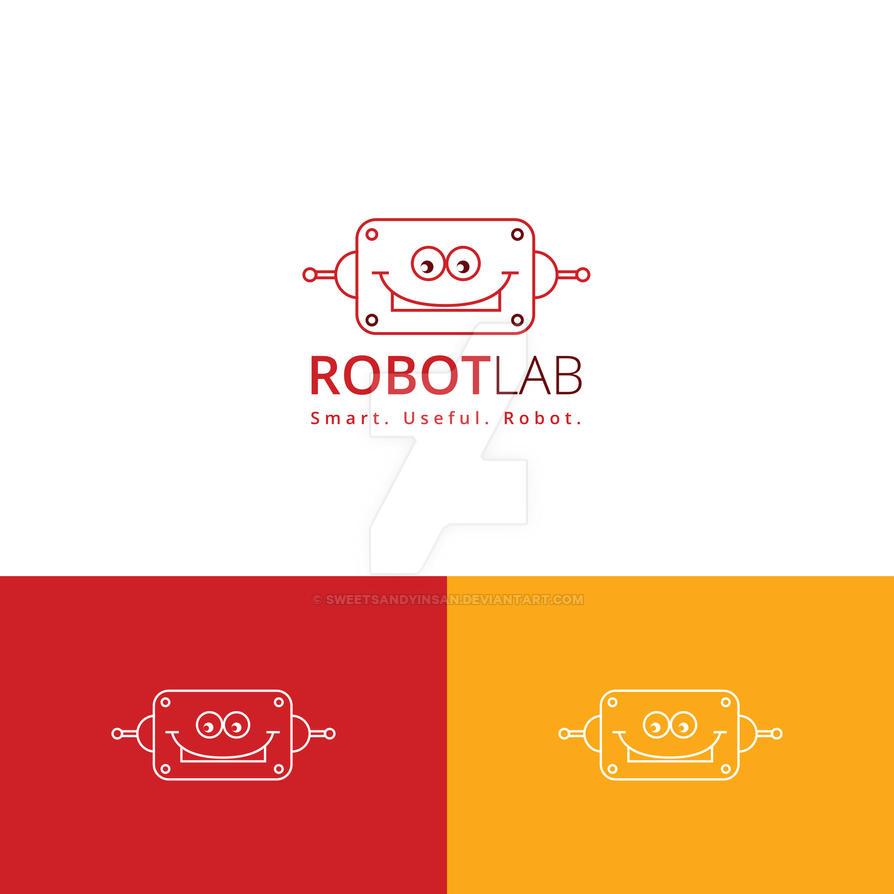 RobotLab_logo_08 by sweetsandyinsan
