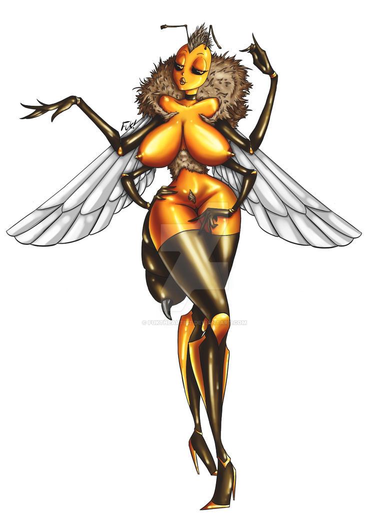 Raga Dah Bee by FukTheArtist