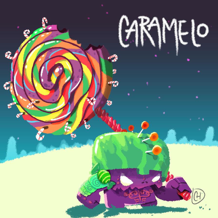 Caramelo by elchabelo