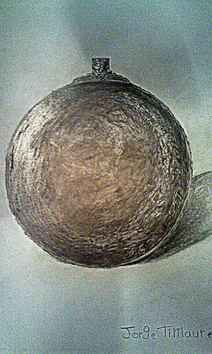 dibujo de una sarten by Artmeans321