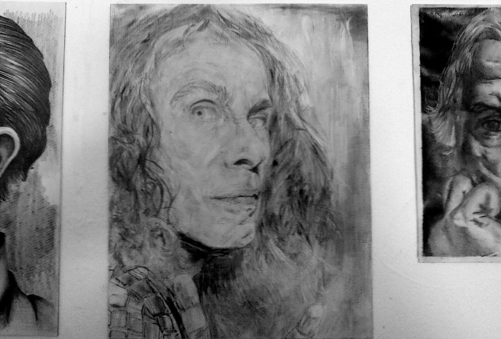 Portrait in Process by Artmeans321