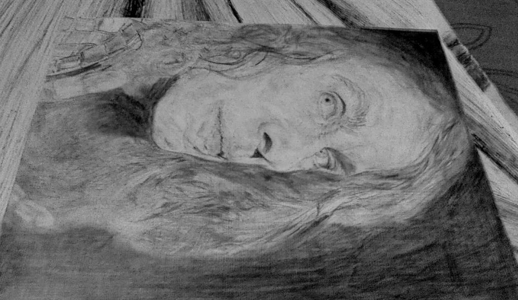 ronnie james dio finished by Artmeans321