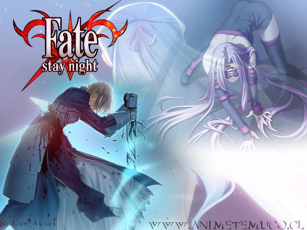 Fate Stay Night Wallpaper By Balaniel On Deviantart
