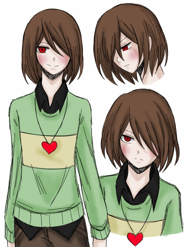 Chara the young genocide