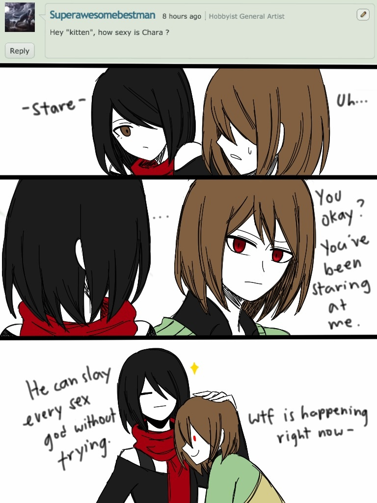 Rosetale Chara X Kitten – Quotes of the Day