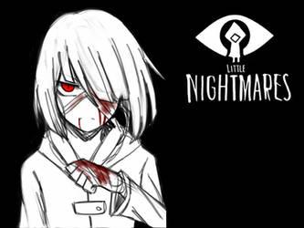 Six [Little Nightmares] by CNeko-chan